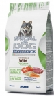 Суха храна SPECIAL DOG EXCELLENCE WILD BOAR за всички породи над 12 м, глиган, 2 kg