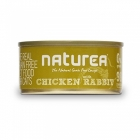 Naturea Cat Chicken with Rabbit 80 g