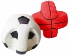 Играчка за куче CAMON A383/A VINYL SOCCER-BASKETBALL BALL