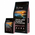 Храна за куче - PROFINE JUNIOR LARGE SALMON & POTATOES 15 kg
