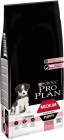 Суха храна PRO PLAN PUPPY MEDIUM SENSITIVE SKIN средни породи до 12 м. с чувствителна кожа, 12 kg