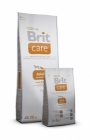 BRIT CARE SUPERPREMIUM ADULT MEDIUM BREED LAMB AND RICE  КУЧЕ  1кг.