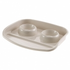 Поставка с хранене Ferplast LINDO TRAY & BOWLS ENTRY LEVEL