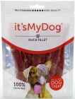 Its My Dog Duck Fillet Grain Free - патешко филе 85гр, без зърно